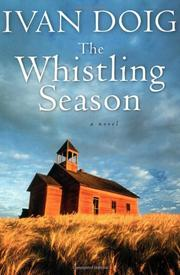 Cover art for THE WHISTLING SEASON