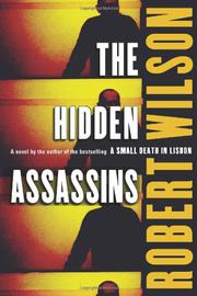 Book Cover for THE HIDDEN ASSASSINS