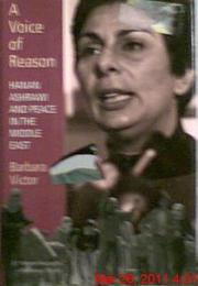 A VOICE OF REASON by Barbara Victor