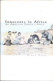 INNOCENTS IN AFRICA by Drury Pifer