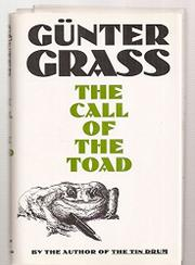 THE CALL OF THE TOAD by GÅnter Grass