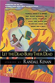 Cover art for LET THE DEAD BURY THEIR DEAD