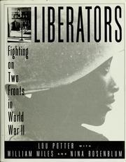 LIBERATORS by Lou Potter