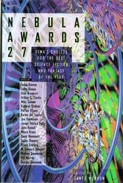NEBULA AWARDS 27 by James Morrow