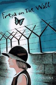 FREYA ON THE WALL by T. Degens