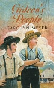 GIDEON'S PEOPLE by Carolyn Meyer