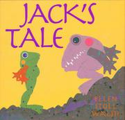 JACK'S TALE by Ellen Stoll Walsh