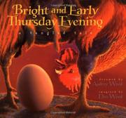 BRIGHT AND EARLY THURSDAY EVENING by Audrey Wood