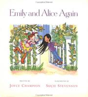 EMILY AND ALICE AGAIN by Joyce Champion