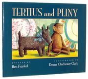 TERTIUS AND PLINY by Ben Frankel