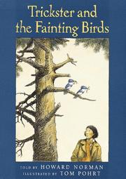 Cover art for TRICKSTER AND THE FAINTING BIRDS