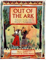OUT OF THE ARK by Anita Ganeri