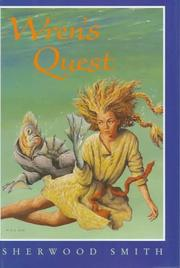 WREN'S QUEST by Sherwood Smith