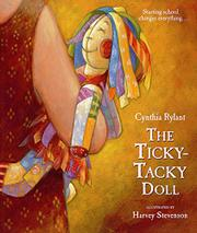 THE TICKY-TACKY DOLL by Cynthia Rylant