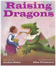 Book Cover for RAISING DRAGONS