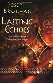 LASTING ECHOES by Joseph Bruchac