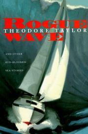 ROGUE WAVE by Theodore Taylor