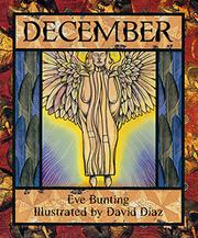 DECEMBER by Eve Bunting