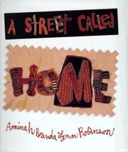 Cover art for A STREET CALLED HOME