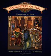 Cover art for DAUGHTERS OF FIRE