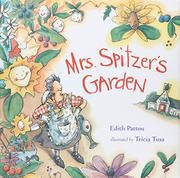 Cover art for MRS. SPITZER'S GARDEN