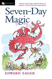 Cover art for SEVEN-DAY MAGIC