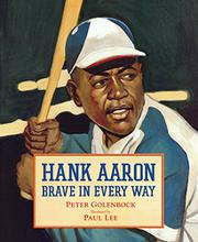 Cover art for HANK AARON