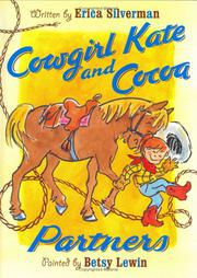 Cover art for COWGIRL KATE AND COCOA
