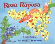 ROSA RAPOSA by F. Isabel Campoy