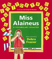 Cover art for Miss Alaineus
