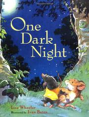 ONE DARK NIGHT by Lisa Wheeler