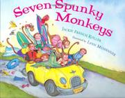 SEVEN SPUNKY MONKEYS by Jackie French Koller