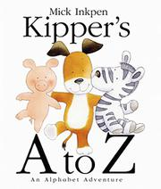 Cover art for KIPPER'S A TO Z