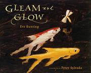 Cover art for GLEAM AND GLOW