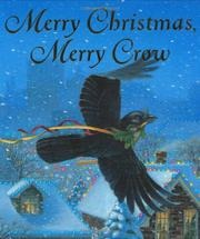 Cover art for MERRY CHRISTMAS, MERRY CROW