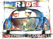 RIDE by Stephen Gammell