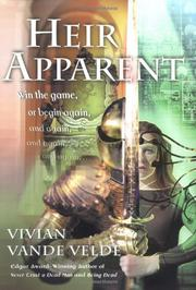 Cover art for HEIR APPARENT