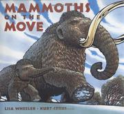 MAMMOTHS ON THE MOVE by Lisa Wheeler