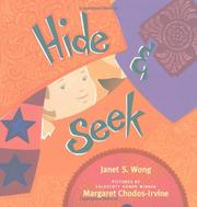 Book Cover for HIDE & SEEK