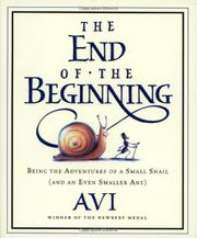 Book Cover for THE END OF THE BEGINNING