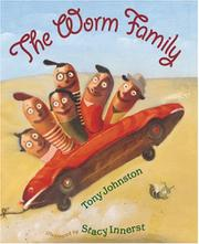 Book Cover for THE WORM FAMILY