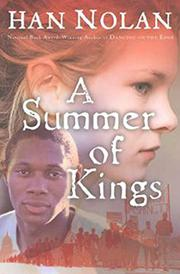 Cover art for A SUMMER OF KINGS
