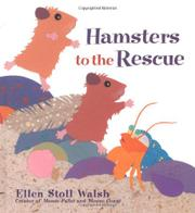 Book Cover for HAMSTERS TO THE RESCUE
