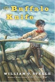 THE BUFFALO KNIFE by William Steele