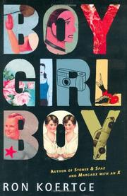 Cover art for BOY GIRL BOY