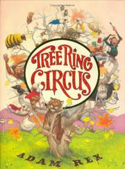 TREE-RING CIRCUS by Adam Rex