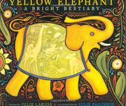YELLOW ELEPHANT by Julie Larios