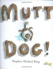 Book Cover for MUTT DOG!