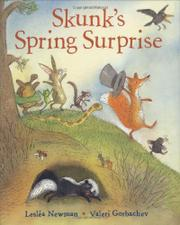 SKUNK'S SPRING SURPRISE by Lesléa Newman