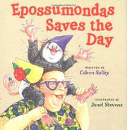 Book Cover for EPOSSUMONDAS SAVES THE DAY